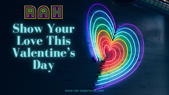 Show Your Love This Valentine's Day